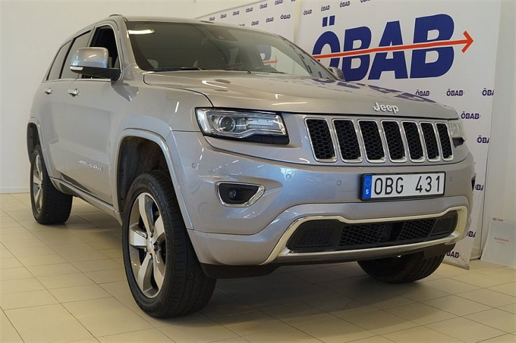 Jeep Grand Cherokee 3,0 CRD OVERLAND 8AT -14