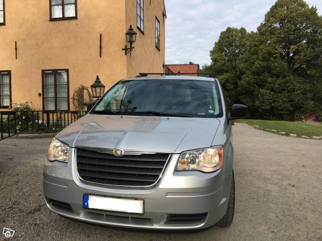 Chrysler Grand Voyager 2.8 CRD 7 sits automat -08