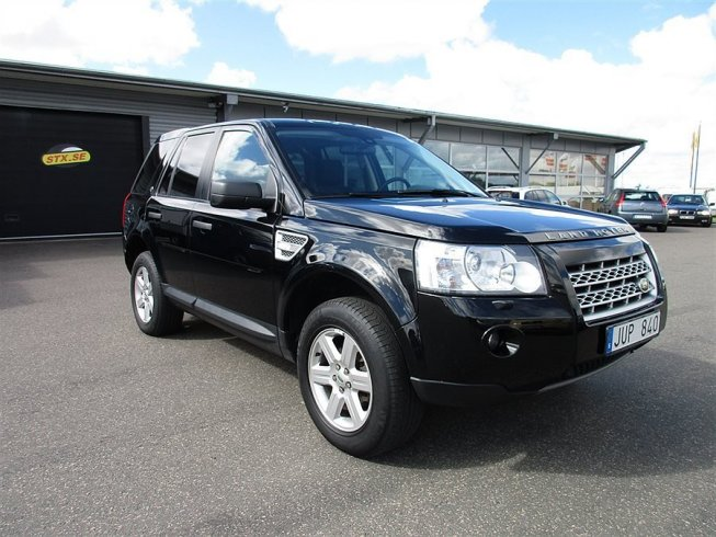 Land Rover Freelander 2 TD4 4WD DRAG 9700 mi -10