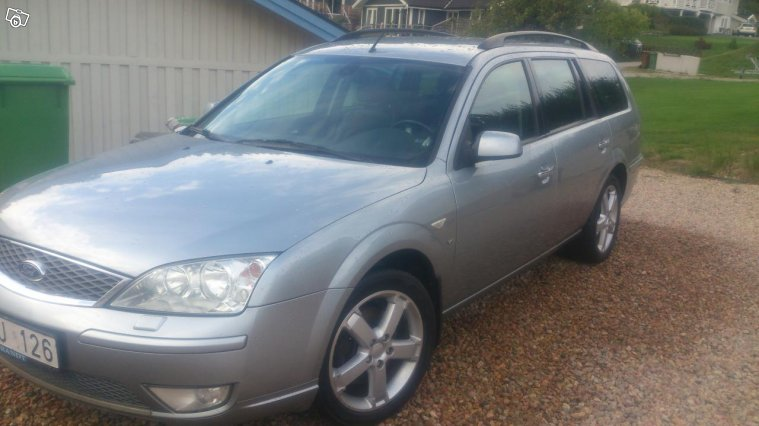 Ford Bwy Mondeo -05