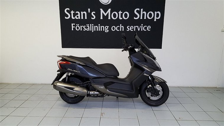 Kymco Downtown 300 Fri leverans -09