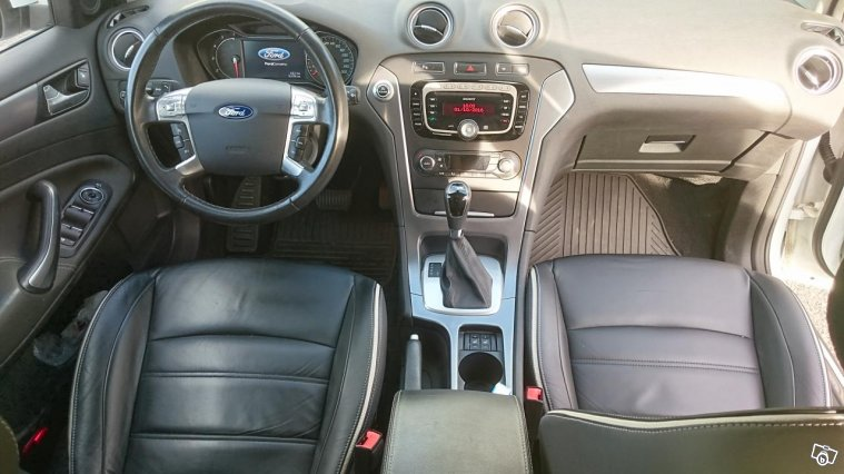 Ford Mondeo TDCi 2.0 Business -11