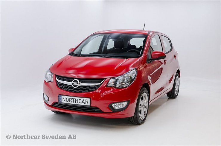 Opel Karl Enjoy 5-door -16