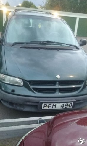 Chrysler Grand Voyager 2000 -02