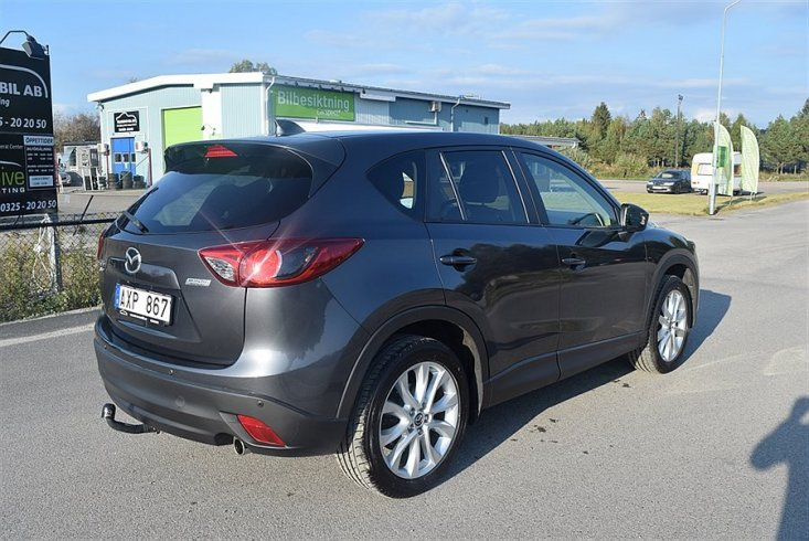 Mazda CX-5 2,0 AWD Optimum -13