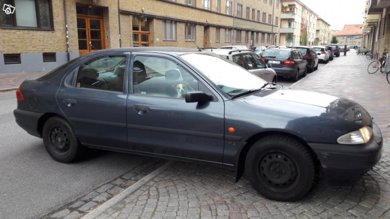 Ford modeo, 5 dörrar -93