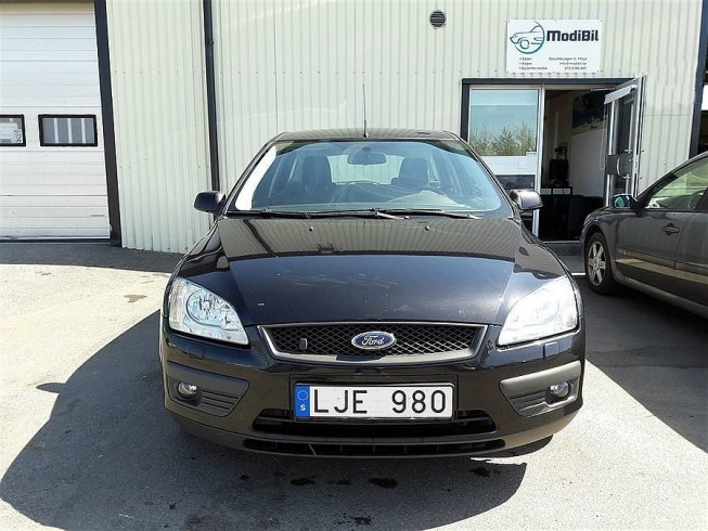 Ford Focus 1.8 Flexifuel -07