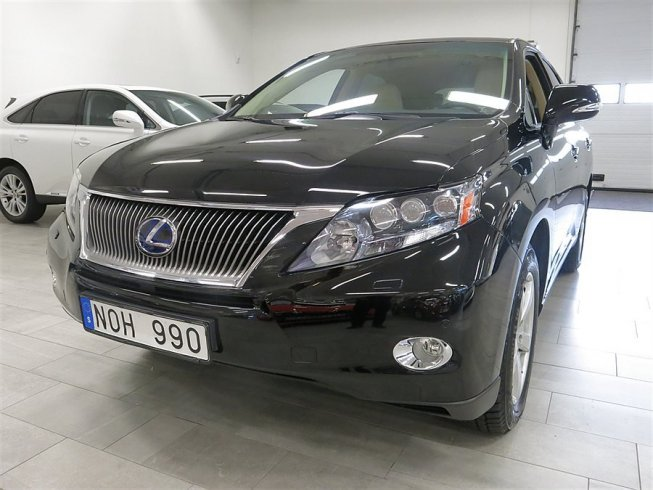 Lexus RX 450h Executive (299hk) -09