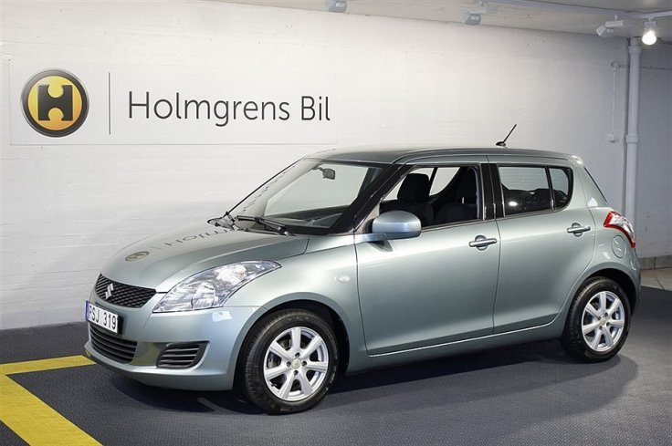 Suzuki Swift 1.2 5D -12