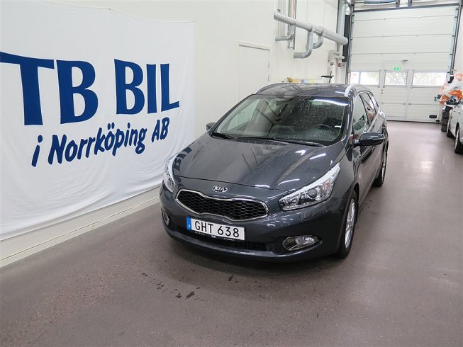 Kia Cee´d SW 1,6 GDI Limited Edition -15