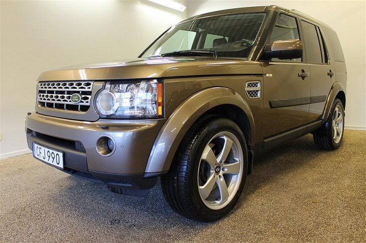 Land Rover Discovery 4 3.0 TDV6 HSE -10