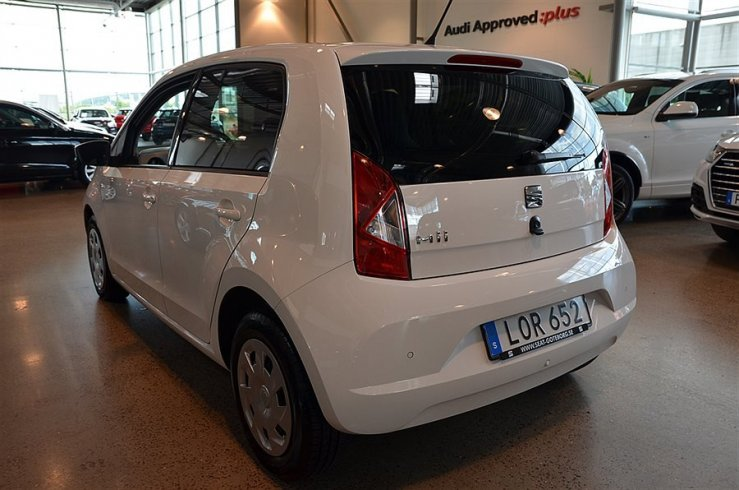 SEAT Mii MPI 75 Style Privatleasing -15