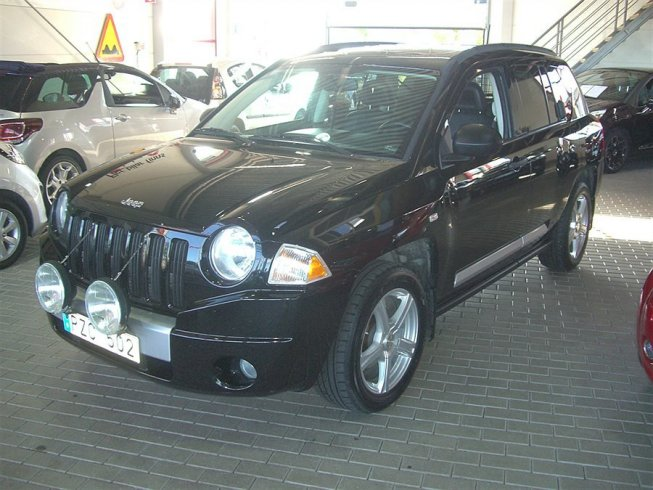 Jeep Compass CRD Limited (Diesel) -07