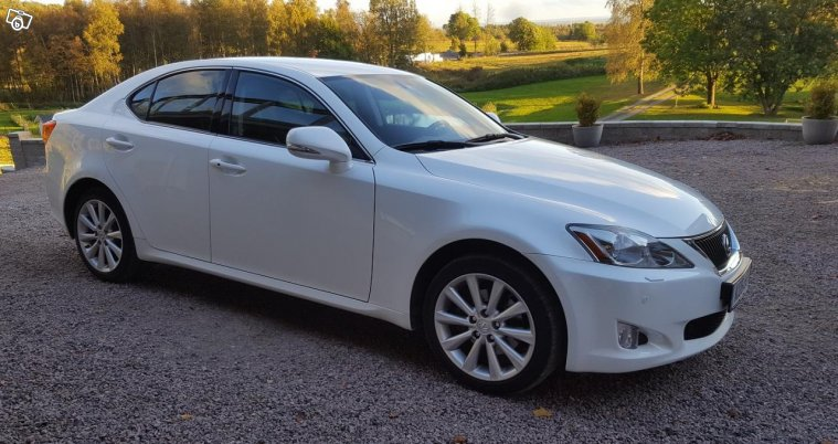 Lexus IS 220d Executive 177hk -10