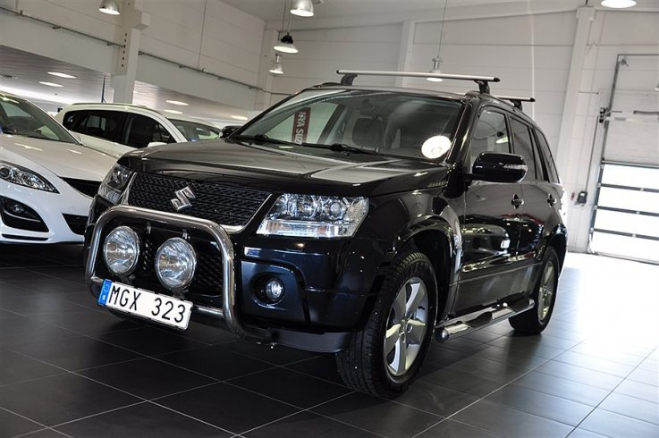Suzuki Grand Vitara 2,4 Exclusive AT -13