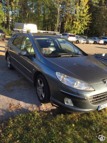 Fin peugeout 407 sw -05
