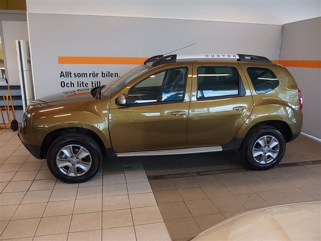 Dacia Duster 4x4 ph II 1,5 dCi Laureate -16