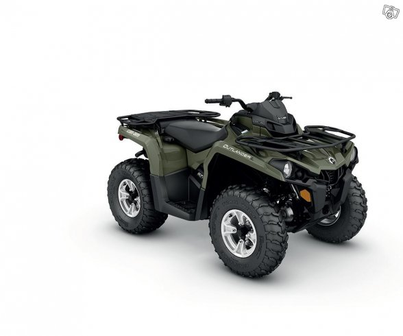 Can-am 570 Outlander L DPS