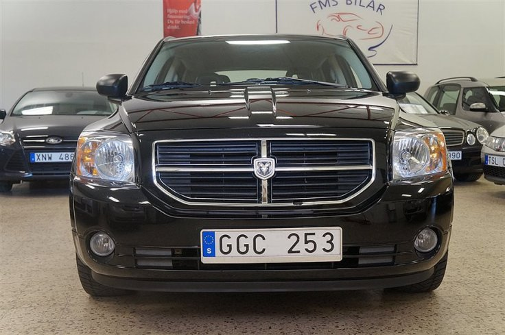 Dodge Caliber 2.0 Kamkedja Auto Besiktad -07