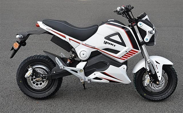 Titan SCOOTER ELMOPED KLASS I EL II -16