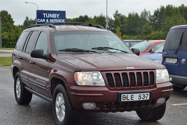 Jeep Grand Cherokee 4.7 AWD SUV 220 hk -99