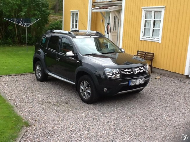 Dacia Duster 4x4 ph 1,5dCi Laureate -14