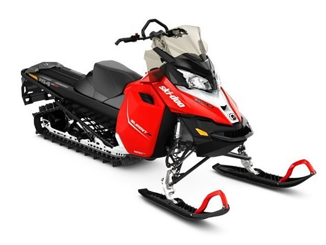 "Ski-doo Summit SP 154? 600 E-TEC ""Kampanj"""
