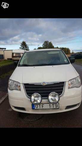 Chrysler Grand Voyager Stow´n Go -08