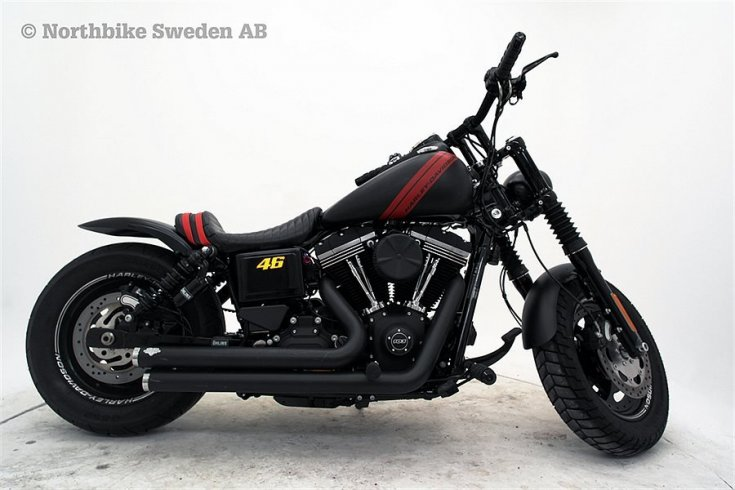 Can-Am Fatbob Bobber* -14