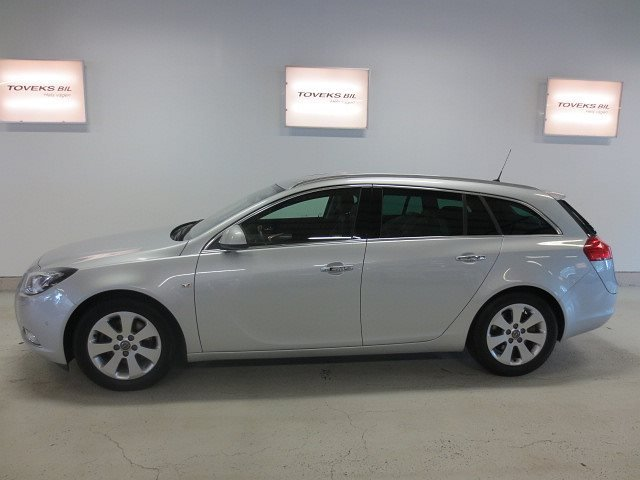 Opel Insignia 20,/160 Hk eco Sports Tourer Co -12