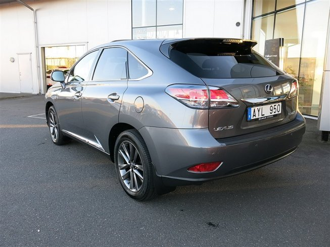 Lexus RX 450H F-Sport, PCS, Lucka, ML -12