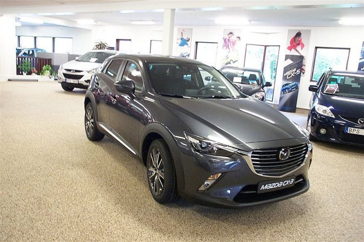 Mazda CX-3 2,0 Optimum 120hk -16