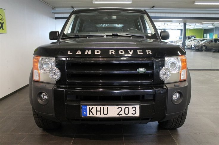 Land Rover Discovery 3 2.7 GPS Drag Dieselvär -08