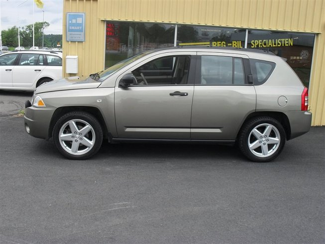 Jeep Compass 2.4 4WD -07