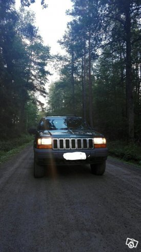 Jeep grand cherokee nybes. -96