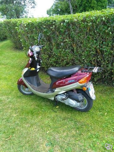 EU-moped