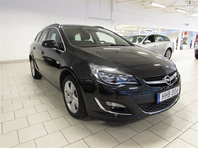 Opel Astra Sport 1.4T Sports Tourer -14