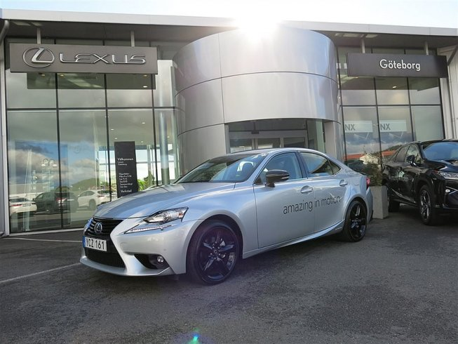 Lexus IS 300h Sport, Backkamera -16