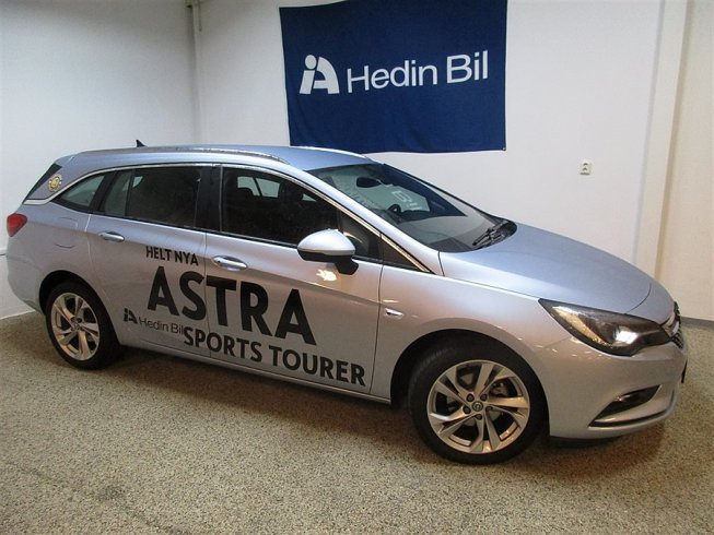 Opel Astra SPORTS TOURER 1.4 TURBO ECOTECÉ 12 -16