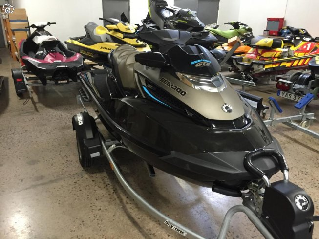 Sea Doo GTX300 -2016 24tim