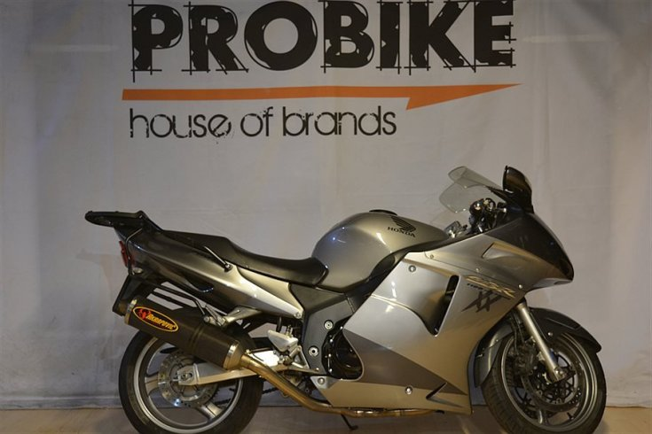 Honda CBR1100XX Super Blackbird C-ABS -06