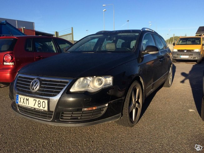 Vw Passat 3.2 4motion -06