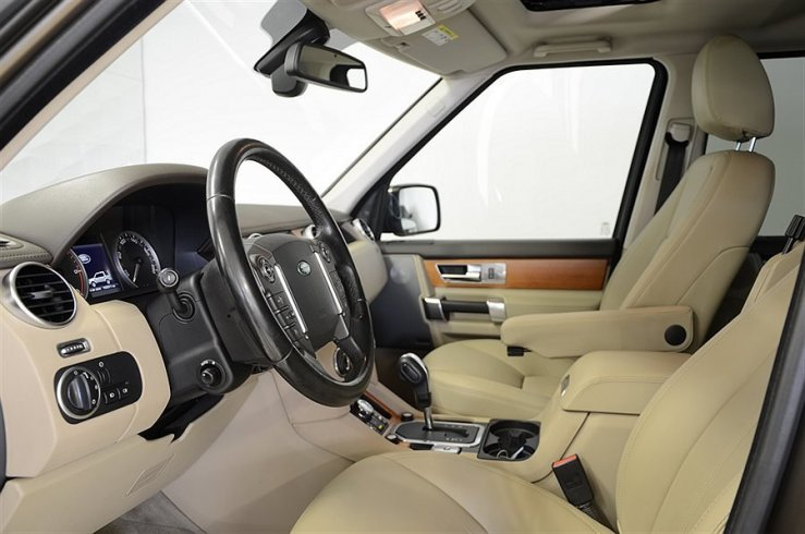 Land Rover Discovery 4 SDV6 HSE / 7-sits / Fj -11
