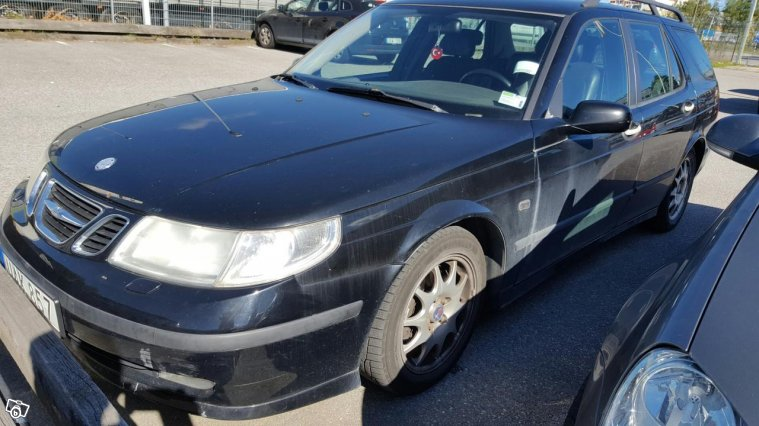 Saab 9-5 Vector Sport CO -03
