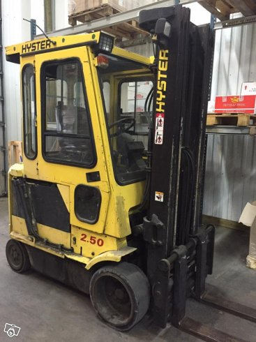 Hyster 2.5 ton