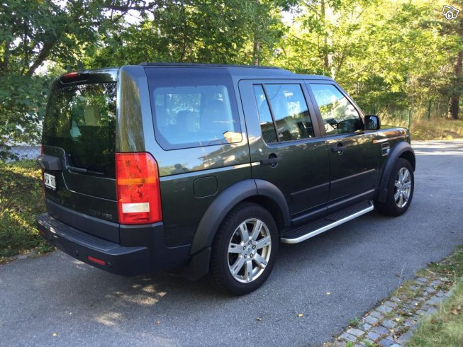 Land Rover Discovery 3 2,7 TDV HSE -05