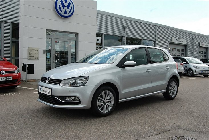 Volkswagen Polo TSI 90 Masters Private Editio -17