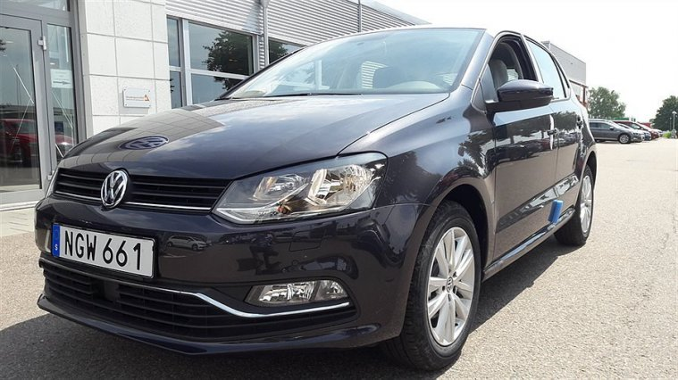 Volkswagen Polo TSI 90 Masters Private Editio -16