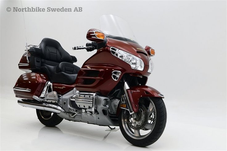 Honda Goldwing GL 1800 -01