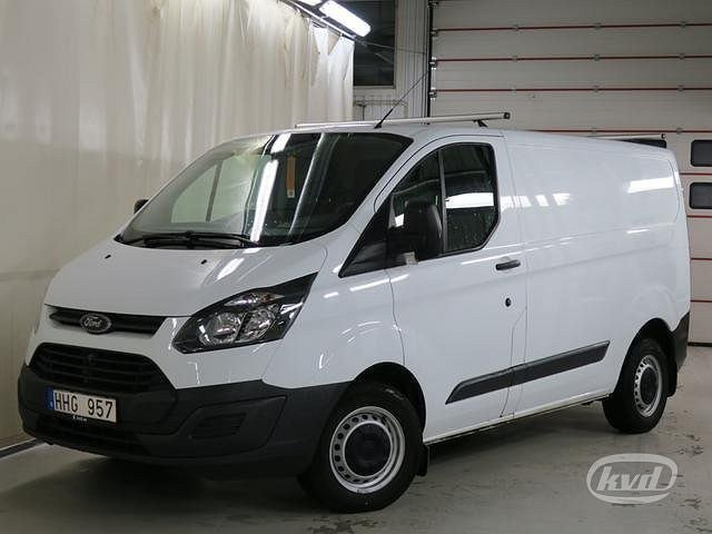 Ford Transit Custom 270 Skåp (Backkamera+100h -12